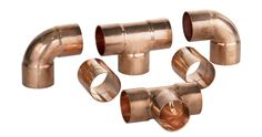 World Wide Metric supplies a wide variety of copper fittings.
