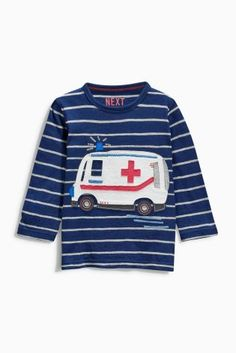 Buy Ambulance Light Up T-Shirt (3mths-6yrs) from the Next UK online shop