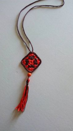 Check out this item in my Etsy shop https://www.etsy.com/listing/271678954/handmade-necklace-crocheted-necklace