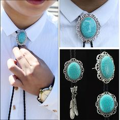 Indian Turquoise Bolo Ties Rodeo Dance Bola Tie Western Cowboy Bootlace Tie FOR SALE • CAD $9.29 • See Photos! Money Back Guarantee. HOT SELL ITEM Indian Western Cowboy Bolo Ties Rodeo Dance Aztec Bola Tie Bootlace Tie GiftMaterial: Alloy.Condtion: 100% brand new,and high quality.Package: 1 piece Bolo tie.Color: as the picture show. 152044017666