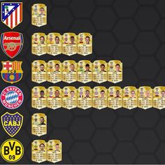 Top 50 fifa 16 ratings for Each club part 2 http://www.leadingprogamer.com/fifa-2017-coin-generator-online
