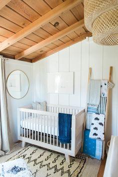 Boho Indigo Nursery | Boy Nursery Ideas | 100 Layer Cakelet Baby Boy  Nurseries, Neutral