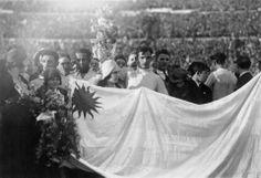 Uruguay celebrate first title