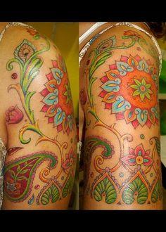 Gorgeous!#tattoo patterns #tattoo #tattoo design| http://tattoo-design.lemoncoin.org
