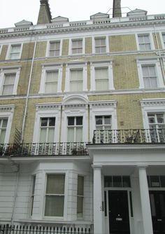 The home of Procol Harum singer Gary Brooker