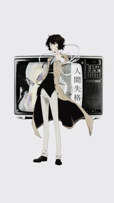 Bungou Stray Dogs phone wallpapers suggested by anon