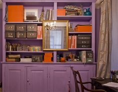 Rayman Boozer's apartment. Bookcase in the office/bedroom.