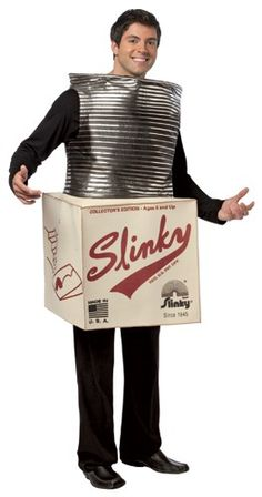 The Slinky Man Costume Buy 35