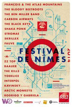 Festival de Nîmes 2014
