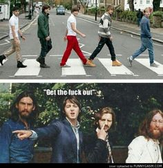 the beatles funny | Address: http://funnygasm.com/one-direction-vs-the-beatles/