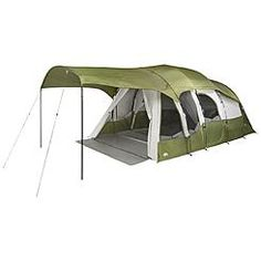 Northwest Territory 12 Person Aspen Ridge Quick C& 20u0027 x ...  sc 1 st  Pinterest & Coleman Cold Springs™ 4P Dome Tent w/Porch - 4 Person | Dome tent ...