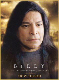 Billy Black #NewMoon