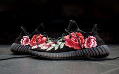 "Adidas Yeezy Boost 350 V2 ""Flowerbomb"""