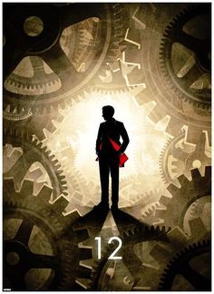 12th Doctor Cool Art: 'Doctor Who' by Matt Ferguson. Guys, I feel like - especially after this latest season - Twelve is the new Nine