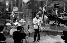 Elvin Jones, John Coltrane, McCoy Tyner, Reggie Workman.