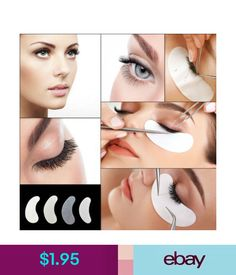 0ec0d3acb10 Makeup Tools & Accessories 10 Pcs Eye Pads Eyelash Pad Gel Patch Lint Free  Lashes Extension Mask Eyepads Cn #ebay #Fashion