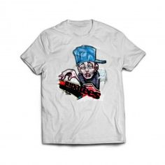 Supatees Street Art Doom T-Shirts and Hoodies