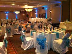 Holiday Inn Saratoga Springs Ballroom - May Wedding