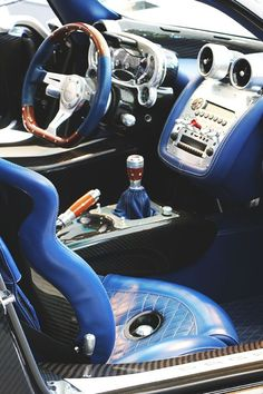 "Best Sports Cars : Illustration Description fullthrottleauto: ""Pagani Zonda F 76057 – Buenos Aires (by Zonda716) (#FTA) """