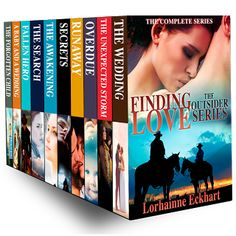 Book Highlight The Outsider series box set by Lorhainne Eckhart