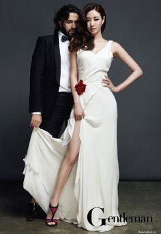 Kim sa rang wedding dresses
