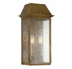 Perry 2 Light Wall Lantern