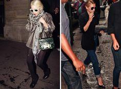 Skinny jeans + high heels + black blazer = LOVE