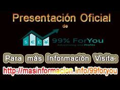 Para más información visita: http://masinformacion.info/99foryou Regístrate gratis aqui: https://www.99foryou.com/coronado?l=es En este vídeo podrás ver Pres...