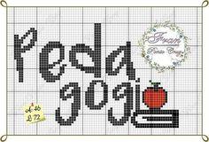 Bom dia a todos!  Hoje trago profissões diversas para suas encomendas  *créditos dos criadores nas imagens                               ... Cross Stitch Embroidery, Cross Stitch Patterns, Words In Other Languages, Greek Words, C2c, Cross Stitch Flowers, Modern Cross Stitch, Pixel Art, Beading Patterns