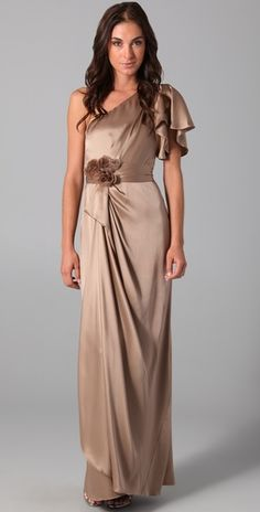 apparel style, color, bridesmaid dresses, women apparel, shoulder prom, column, one shoulder, prom dress, formal gown