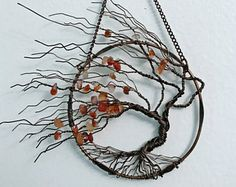 Image result for wire wrapped suncatcher