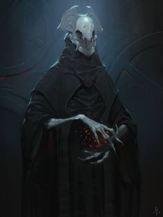Alex Konstad - The second of the Blood Council of Rubicon