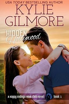 ARC Review: Hidden Hollywood (Happy Endings Book Club) by Kylie Gilmore - ....energetic, playful and sincere bundle of feel good fun.  (https://www.goodreads.com/review/show/1779045023)