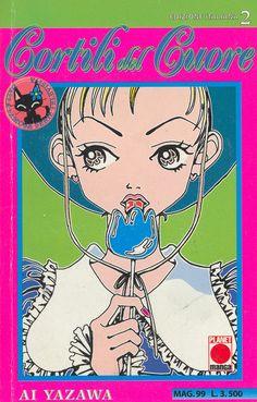 Yazawa Ai, Photo Dump, Appreciation, Illustration Art, Japan, Manga, 2000s, Cute, Brain