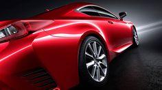 De compleet nieuwe Lexus RC | Lexus