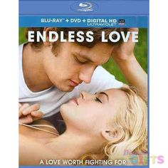 ENDLESS LOVE (2014) (BLU RAY/DVD COMBO PACK) (2DISCS)