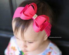 Corona de flor de bebé del niño de la flor corona corona de
