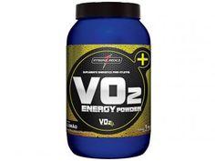 Energético VO2 Energy Powder 1Kg Limão - Integralmédica