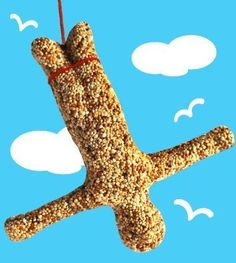Bungee Bird Feeder  Price : £7.50 http://www.eco-project.co.uk/Eco-Project-Bungee-Bird-Feeder/dp/B00A9SEIT2