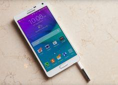 Samsung Galaxy Note 4 smartfon