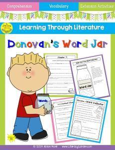 DONOVAN'S WORD JAR cover