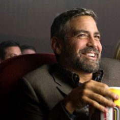 George Clooney  What makes him hot? Very intelligent, great sense of humor, vocal supporter of gay rights, active in humanitarian work for many causes, passionate advocate for a resolution of the Darfur conflict.