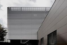 EQUITONE facade panels:Belgium - Leuven - office building. equitone.com