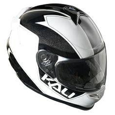 Kali Naza FRP Full Face Motorcycle Helmet International Orange