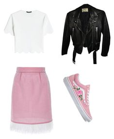 """""""Untitled #198"""" by susannhaabeth on Polyvore featuring Acne Studios, Alexander McQueen and Vans"""