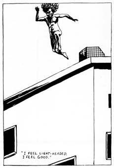 Raymond Pettibon Drawing