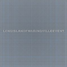 LongIslandFarmingvilleEvent www.LIEvent2015.com