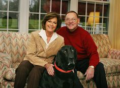 Love of Senior Dog Inspires $500K donation to Young at Heart's future adoption center for senior pets.