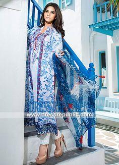Mahnoush Lawn Dresses 2014 for Spring  Lawn Prints 2014 from Pakistan: Mahnoush Lawn Dresses 2014 for Spring on Dressrepublic. Call Houston, TX, - US:  1 (713) 893 5252. by www.dressrepublic.com