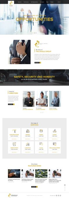 Website Design Tips Anyone Can Understand And Use – Viva Autotech Corporate Website Design, Real Estate Website Design, Layout Design, Website Design Layout, Website Designs, Design Web, Graphic Design, Website Design Inspiration, Design Ideas